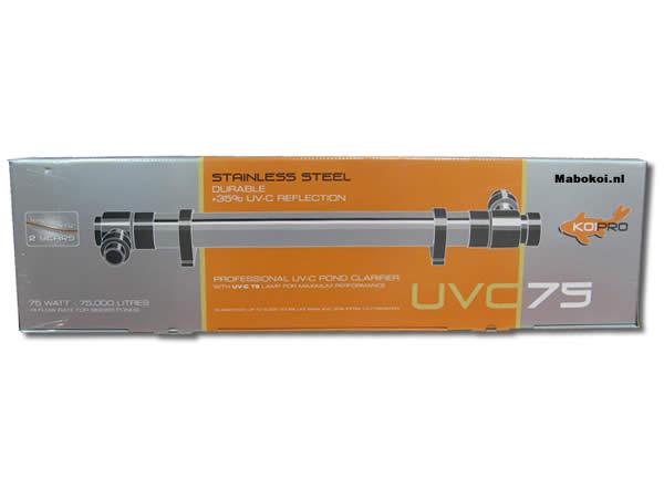 UV-C 75 watt Koipro
