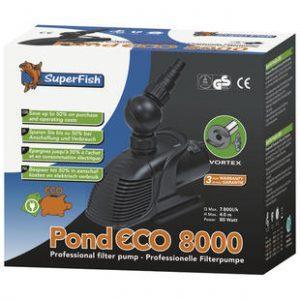 Pond Eco 8000