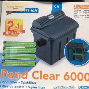 Superfish Pondclear 6000